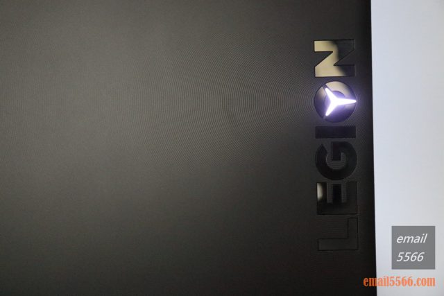 聯想 Legion Y540 電競筆電-GTX 1650+I5H+144Hz 窮人專用機 26888- 機背刻有 LEGION 標誌,而 O 字中間的 Y 是會發光的 legion y540 聯想 Legion Y540 電競筆電-GTX 1650+I5H+144Hz 窮人專用機 26888 IMG 4260 640x427