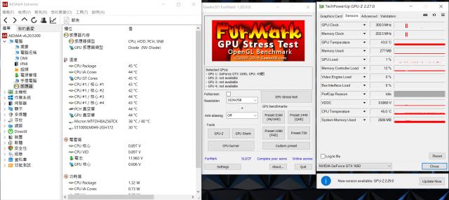 聯想 Legion Y540 電競筆電-GTX 1650+I5H+144Hz 窮人專用機 26888-待機CPU GPU溫度 legion y540 聯想 Legion Y540 電競筆電-GTX 1650+I5H+144Hz 窮人專用機 26888 Lenovo Legion Y540 Gaming Laptop Standby temperature 640x286