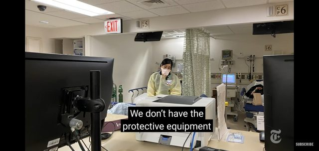 紐約醫院沒有防護衣 武漢肺炎 武漢肺炎守不住-武漢2020年01月23號10點 封城 nrt2RIMl
