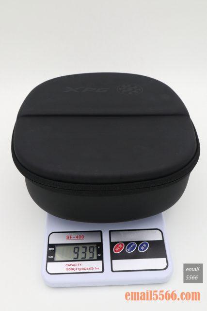 XPG PRECOG 預知者 電競耳機-含收納盒與配件整體重量 939公克 xpg precog XPG PRECOG 預知者 電競耳機 開箱-FPS、虛擬7.1、多種連接埠、Hi-Res Audio IMG 4865 427x640