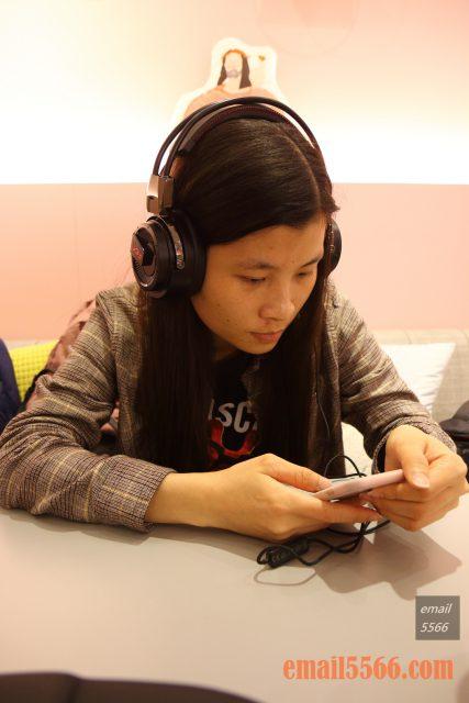XPG PRECOG 預知者 電競耳機-耳罩相當大並不會壓到耳朵 xpg precog XPG PRECOG 預知者 電競耳機 開箱-FPS、虛擬7.1、多種連接埠、Hi-Res Audio IMG 5021 427x640