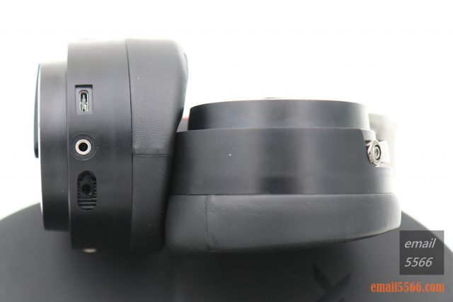 XPG PRECOG 預知者 電競耳機-前薄後厚符合頭型減壓設計 xpg precog XPG PRECOG 預知者 電競耳機 開箱-FPS、虛擬7.1、多種連接埠、Hi-Res Audio IMG 5046 640x427