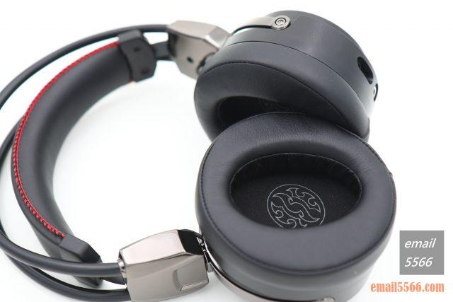 XPG PRECOG 預知者 電競耳機-柔軟的記憶海綿內襯 xpg precog XPG PRECOG 預知者 電競耳機 開箱-FPS、虛擬7.1、多種連接埠、Hi-Res Audio IMG 5053 640x427