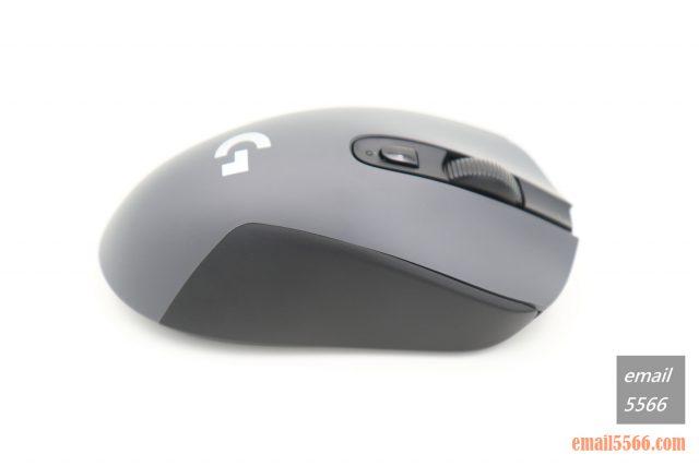 羅技 Logitech G603-右側沒有任何按鍵 logitech g603 羅技 Logitech G603 無線遊戲滑鼠 開箱-1490、CP高、1000 Hz、2.4G/藍芽 IMG 5104 640x427