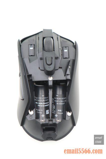 羅技 Logitech G603-可更換2顆3號電池 logitech g603 羅技 Logitech G603 無線遊戲滑鼠 開箱-1490、CP高、1000 Hz、2.4G/藍芽 IMG 5118 427x640