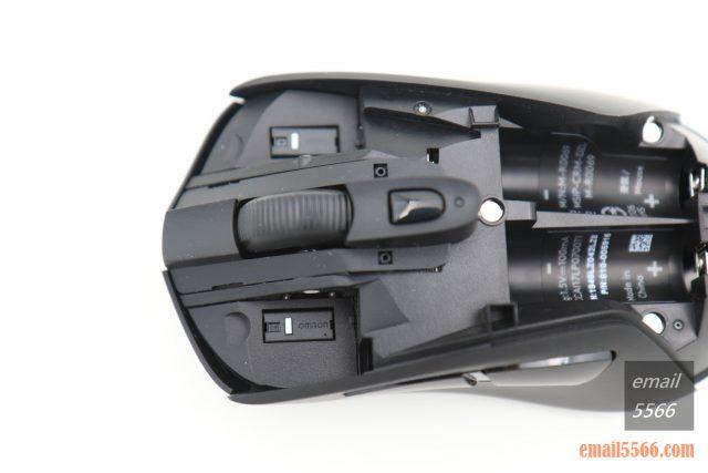 羅技 Logitech G603-HERO 感應器 logitech g603 羅技 Logitech G603 無線遊戲滑鼠 開箱-1490、CP高、1000 Hz、2.4G/藍芽 IMG 5120 640x427