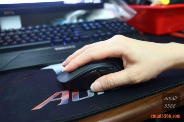 羅技 Logitech G603-比較適合服貼式的趴握 logitech g603 羅技 Logitech G603 無線遊戲滑鼠 開箱-1490、CP高、1000 Hz、2.4G/藍芽 IMG 5244 640x427