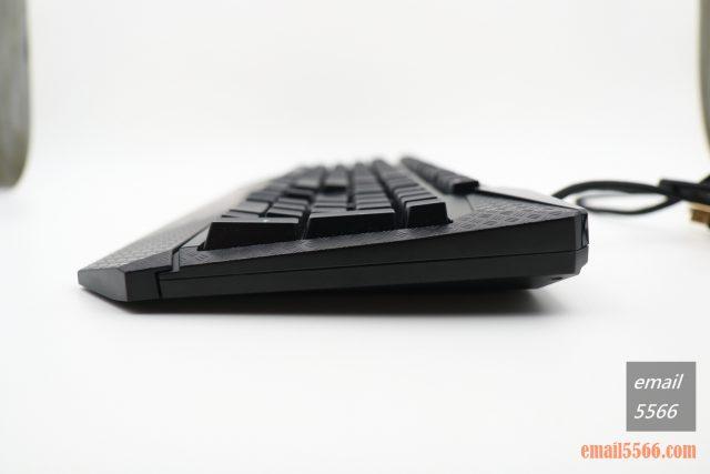 TESORO 鐵修羅 杜蘭朵劍 幻彩版 機械鍵盤-沒有墊起腳墊