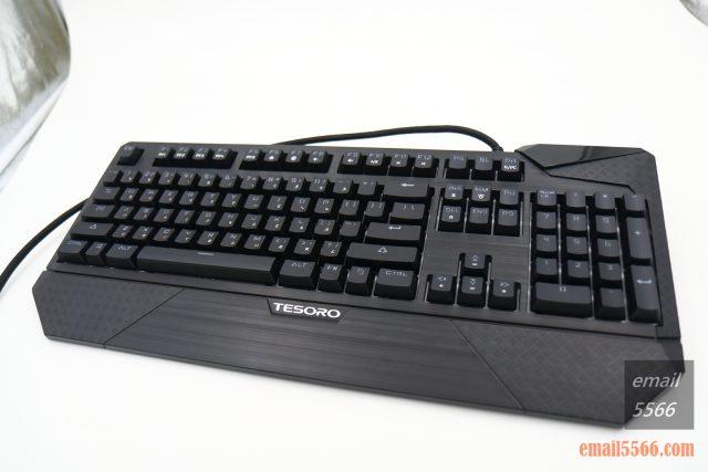 TESORO 鐵修羅 杜蘭朵劍 幻彩版 機械鍵盤-鍵盤