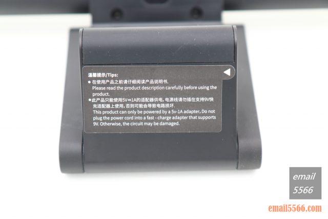 護眼掛燈-Baseus 倍思 i-沃可掛燈-特別註明,掛燈電源只能使用DC 5V