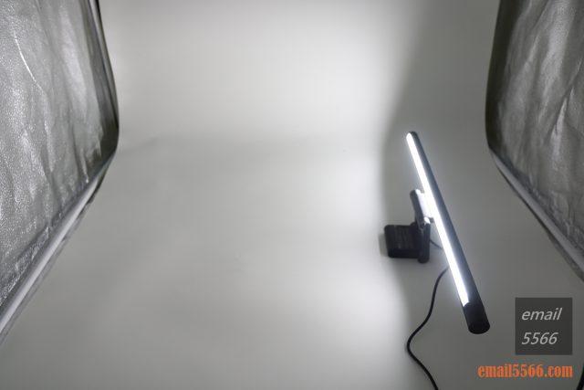護眼掛燈-Baseus 倍思 i-沃可掛燈-白光(5000K)、亮度最大