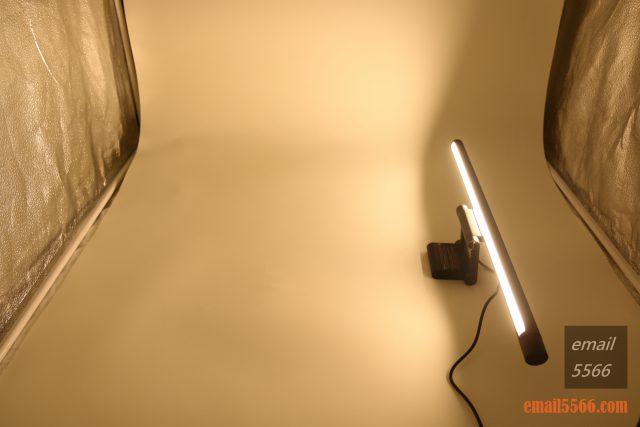 護眼掛燈-Baseus 倍思 i-沃可掛燈-混合光(4000K)、亮度最大