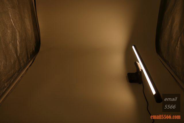 護眼掛燈-Baseus 倍思 i-沃可掛燈-混合光(4000K)、亮度最小