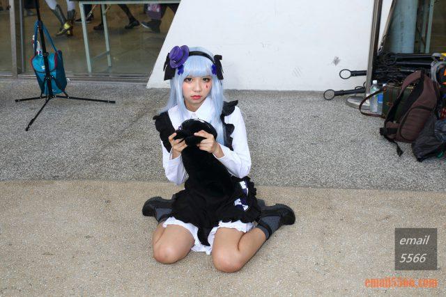 Saya Cat-星之繭 同人展 [Cosplay] PF32-開拓動漫祭籌備委員會 IMG 5685 640x427