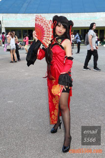 兔絲姬 - 新春旗袍的狂三