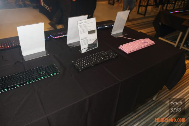 2020 iRocks 新品體驗會-K69M機械鍵盤