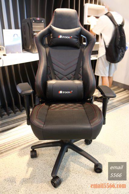 2020 iRocks 新品體驗會-T02 Plus 電腦椅