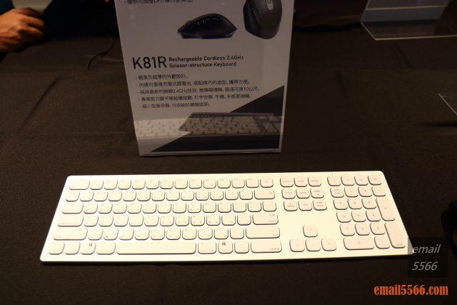2020 iRocks 新品體驗會-K08BR剪刀腳鍵盤