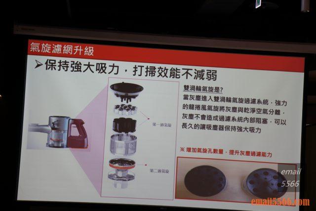 LG A9 K系列 WiFi 濕拖無限吸塵器 X Mobile01網友獨家體驗會-氣旋濾網升級