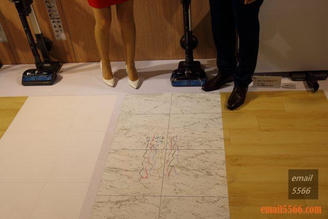 LG A9 K系列 WiFi 濕拖無限吸塵器 X Mobile01網友獨家體驗會-髒地板