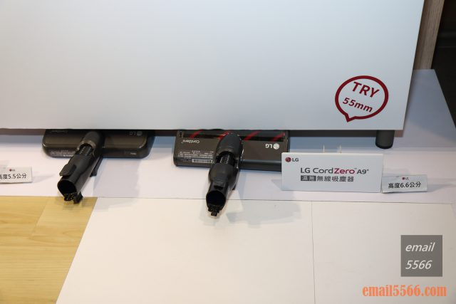LG A9 K系列 WiFi 濕拖無限吸塵器 X Mobile01網友獨家體驗會-強勁輕薄地板吸頭