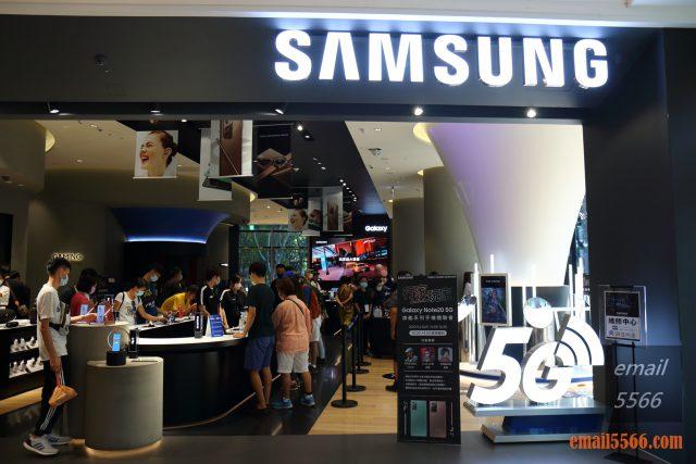 三星Galaxy Note 20系列體驗在SAMSUNG 微風南山旗艦體驗館