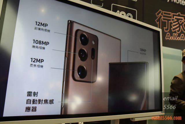 Galaxy Note20 5G 旗艦體驗-Note 20 Ultra 後相機鏡頭