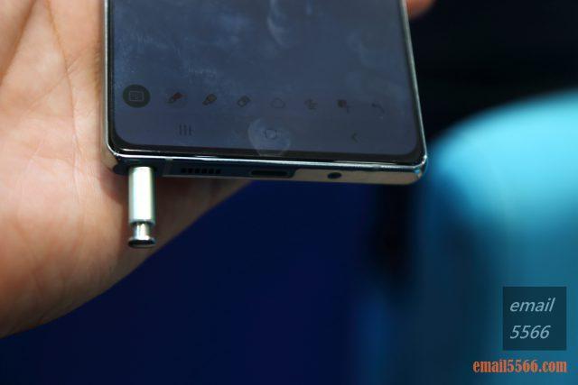 Galaxy Note20 5G 旗艦體驗-NOTE 20 綠色 S Pen