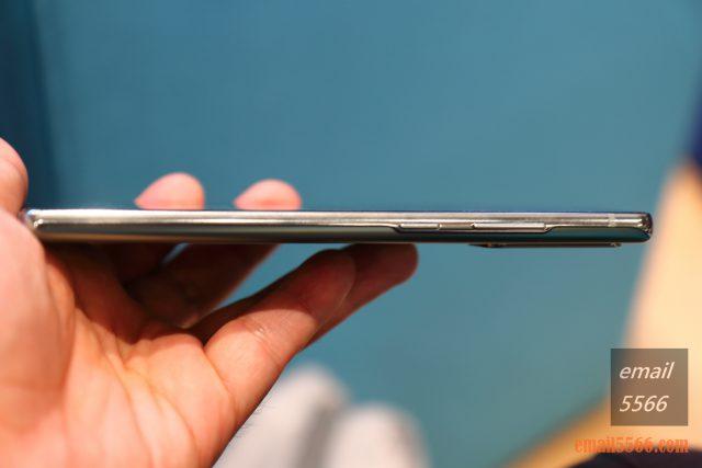 Galaxy Note20 5G 旗艦體驗-NOTE 20 綠色 側邊