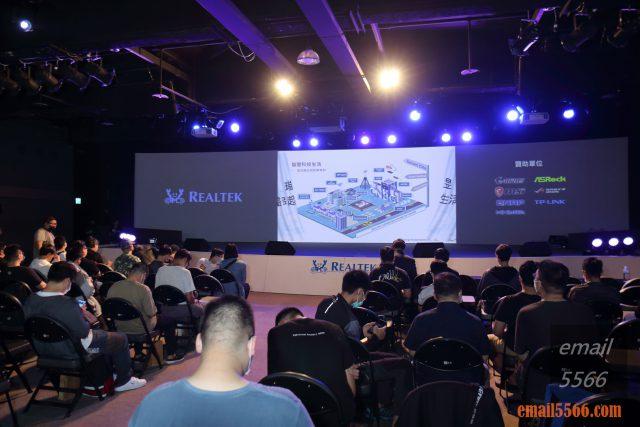 瑞昱Realtek 2.5GbE乙太網路 有感體驗會-現場