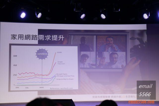 瑞昱Realtek 2.5GbE乙太網路 有感體驗會-家用網路需求提升