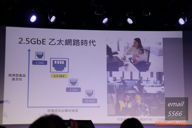瑞昱Realtek 2.5GbE乙太網路 有感體驗會-為什麼選擇 2.5GbE乙太網路???