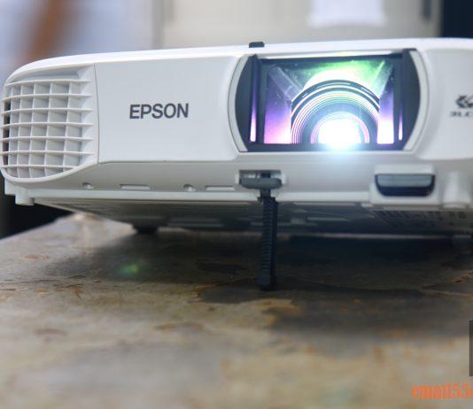 Epson EH-TW750 住商兩用投影機-微短焦鏡頭