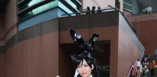 Keki Ho-碧藍航線的愛宕同人兔女郎