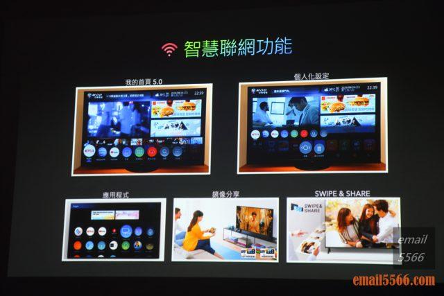 驚艷6原色 色彩極致之美 Panasonic HX750/900、HZ1500 電視體驗會-智慧的聯網功能