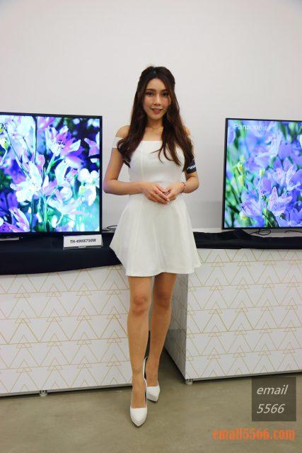 驚艷6原色 色彩極致之美 Panasonic HX750/900、HZ1500 電視體驗會-模特兒