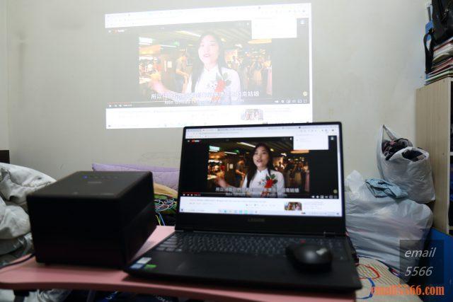 全球最小3LCD 雷射投影機 Epson EF12-天花板前投、無線投影、Android TV、自動對焦/水平垂直梯型修正-Miracast 無線投影播放