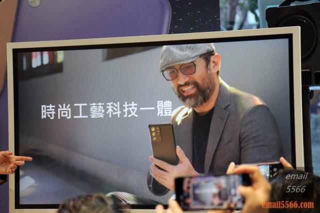 2021 Galaxy S21 5G旗艦系列手機體驗會-Pro級攝影、高解析高螢幕更新-輪廓切割相機模組