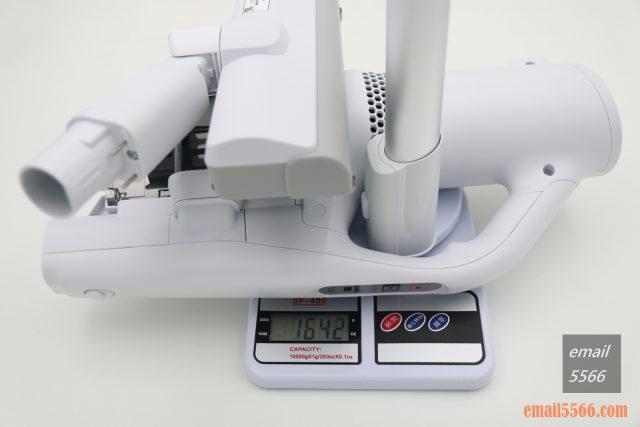Panasonic MC-SB30J 無線吸塵器-極致輕巧1.6kg、女性/小朋友 輕鬆打掃-無線吸塵器1.6kg