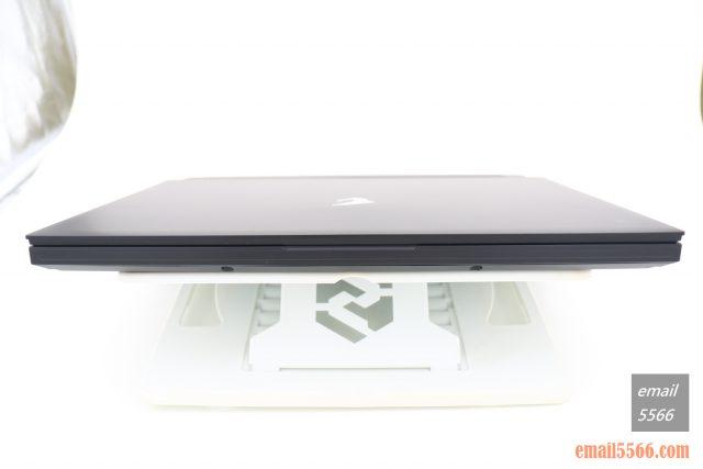 技嘉 AORUS 15P 極速神鷹 電競筆電 開箱-3080顯卡電競、360Hz螢幕更新-筆電前端