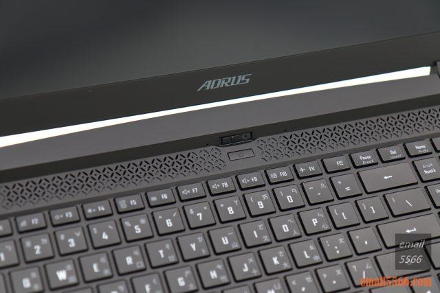 技嘉 AORUS 15P 極速神鷹 電競筆電 開箱-3080顯卡電競、360Hz螢幕更新-鍵盤部散熱風口