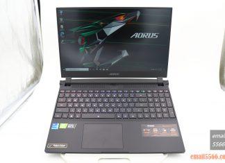 技嘉 AORUS 15P 極速神鷹 電競筆電 開箱-3080顯卡電競、360Hz螢幕更新