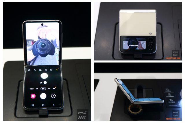 2021 三星最新旗艦摺疊Galaxy Z Fold3/Flip3 雙旗艦體驗會-螢幕摺疊、IPX8防水-個人主張完美折服 Galaxy Z Flip3 5G掌中時尚icon