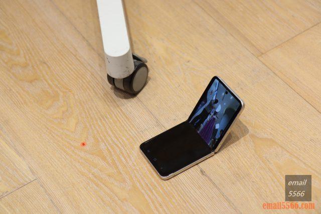 2021 三星最新旗艦摺疊Galaxy Z Fold3/Flip3 雙旗艦體驗會-Galaxy Z Flip3 摺疊自拍